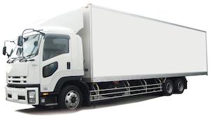大型トラック所有
